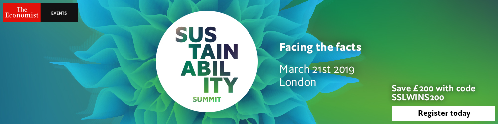 Sustainability Summit 2019