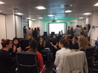 Women in Sustainability London Hub