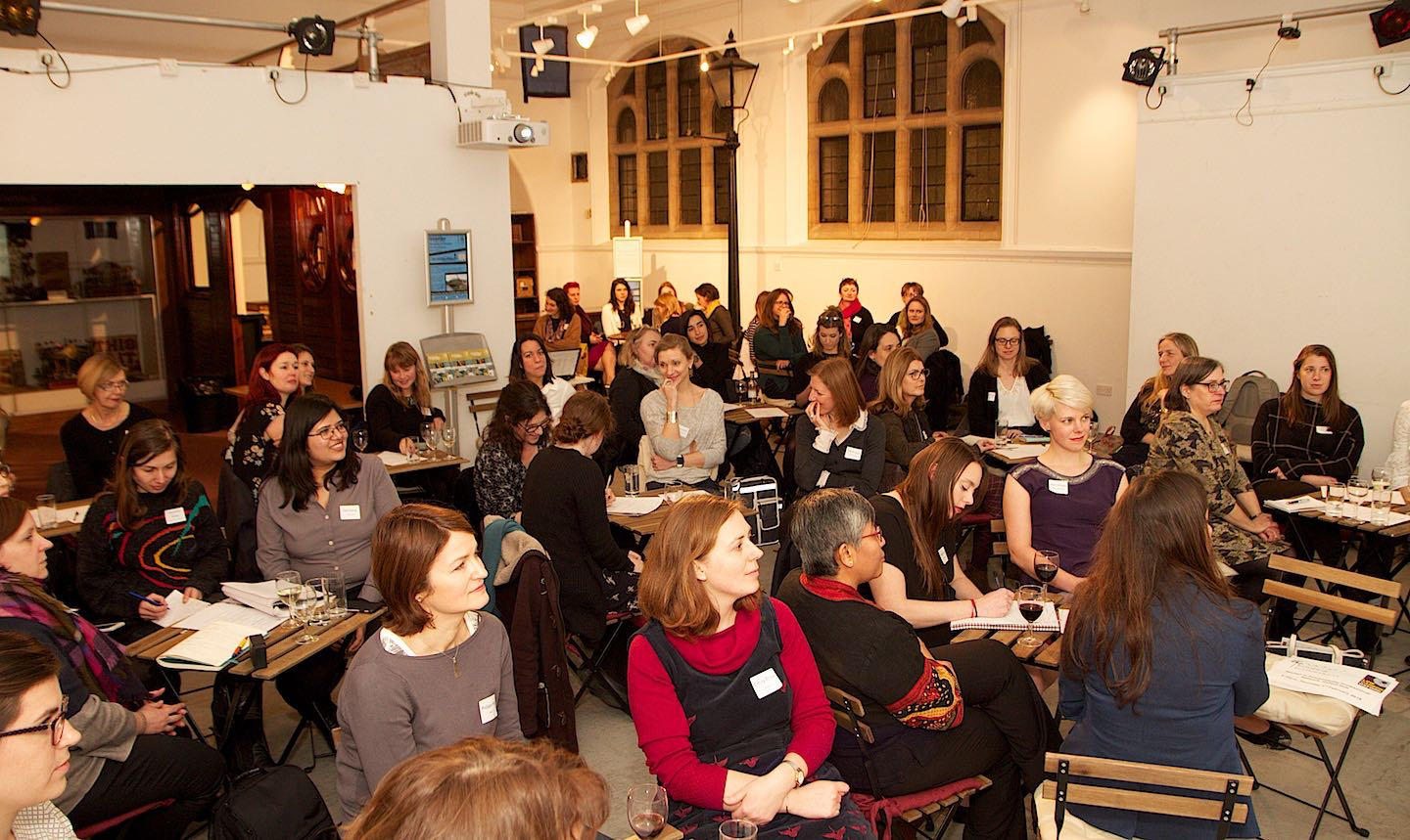 Oxford Women in Sustainability Network Hub