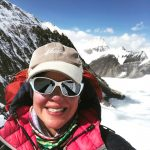 Holly Budge Self Everest North Col
