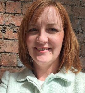 Claire Nicoll, WINS Manchester Hub Lead