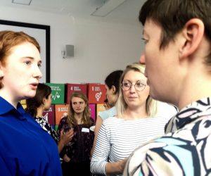 Women in Sustainability in Glasgow