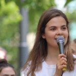 Emma Greenwood, Youth MP, Bury